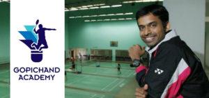 Pullela Gopichand Badminton Academy, Greater Noida