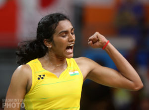 Sindhu working 'day and night' for All England glory