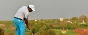 Indian Open: Anirban Lahiri, SSP Chawrasia struggle on day 1