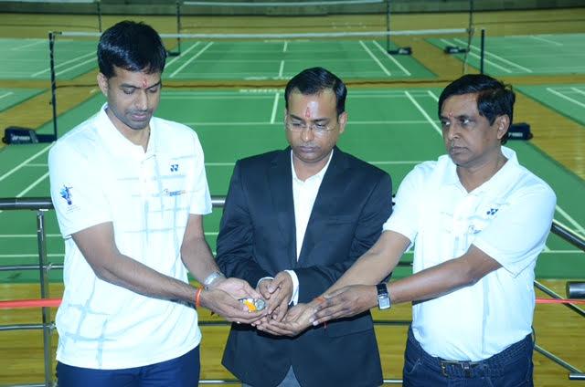 Sportzlive Entertainment Pullela Gopichand Badminton Academy